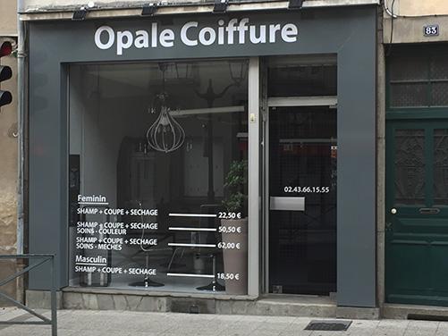 Opale Coiffure | Coiffure Femme et Homme à Laval (53) <br ...