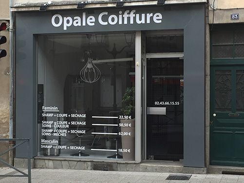 opale coiffure coiffure femme et homme laval 53 83 rue bernard le pecq 53000 laval 02 43. Black Bedroom Furniture Sets. Home Design Ideas